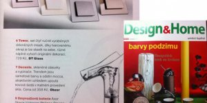 Design&Home - listopad 2014