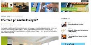 ESTAV- Kde začít při návrhu kuchyně